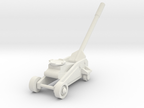 1:10 Scale Jack RC Accessory in White Natural Versatile Plastic