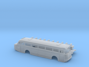 Ikarus 66 Überlandbus Spur N (1:160) Var.1 in Frosted Ultra Detail