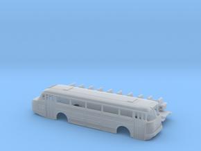 Ikarus 66 Überlandbus Spur TT (1:120) Var.1 in Smooth Fine Detail Plastic