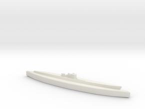 U-862 (Type IXD2 U-Boat) 1/1800 in White Natural Versatile Plastic