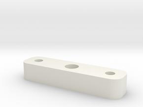 LifterTop in White Natural Versatile Plastic