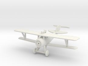 1/144 Nieuport 27 (Lewis) in White Natural Versatile Plastic