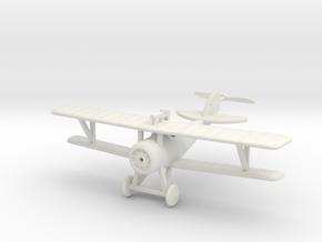 1/144 Nieuport 24 (Lewis) in White Natural Versatile Plastic