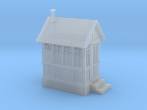 CPR John Street Gatehouse (Vintage) - N (1:160) Sc in Frosted Ultra Detail