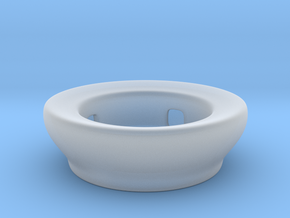 Fake Bowl  in Smooth Fine Detail Plastic