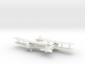 1/144 Armstrong Whitworth FK8 x2 in White Natural Versatile Plastic