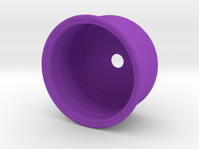 Plant pot in Purple Strong & Flexible Polished