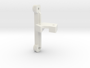 Nav Light Mount Replacement in White Natural Versatile Plastic