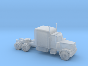 Peterbilt 379 Sleeper - Nscale in Frosted Ultra Detail