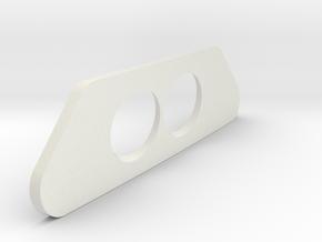 13006-53 in White Natural Versatile Plastic