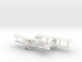 1/144 Rumpler C IV x2 in White Natural Versatile Plastic