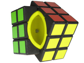 Deep Cube in White Strong & Flexible