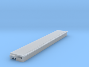 Platform - 60mm in Smooth Fine Detail Plastic