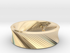 O - Ring / Size 5 in 14K Gold