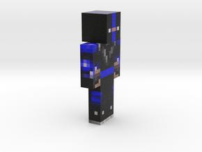 6cm | ImFullOfBacon in Full Color Sandstone