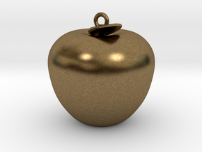 Apple Jewerly in Natural Bronze