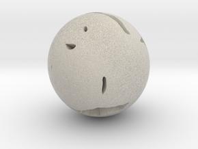 DryBall in Natural Sandstone