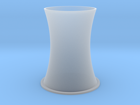1/700 Cooling Tower in Smooth Fine Detail Plastic