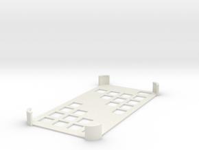 iphone case in White Natural Versatile Plastic