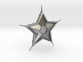Smallville Starro Device Replica Prop in Natural Silver