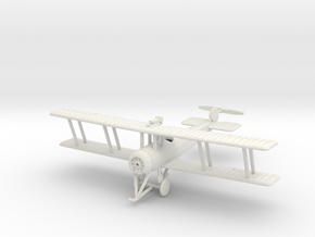 1/144 Avro 504K (single-seater) in White Natural Versatile Plastic