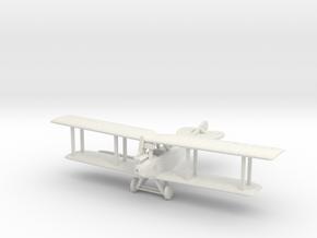 1/144th Aviatik C.I in White Natural Versatile Plastic