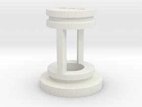 onepiece in White Natural Versatile Plastic