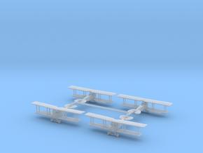 1/350th Aviatik C.I in Smooth Fine Detail Plastic