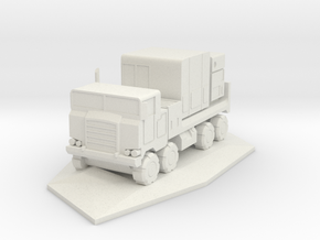 Pershing 1-A PTS/PS Truck in White Strong & Flexible