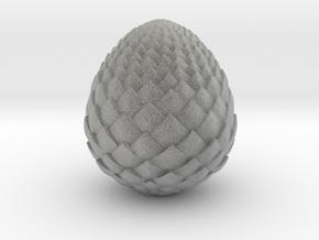 Game Of Thrones - Dragon Egg in Metallic Plastic