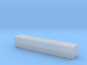 53ft XHC Container T scale XVI-0050 in Smooth Fine Detail Plastic