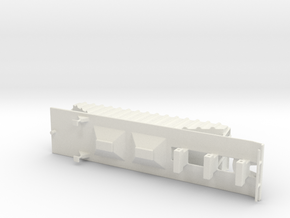 Doepker Style Super B Lead in White Natural Versatile Plastic
