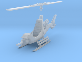 TA08A Attack Gyrocopter (15mm) in Smooth Fine Detail Plastic