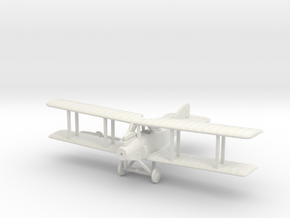 1/144th Albatros C.VII in White Natural Versatile Plastic