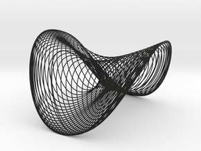 Woven Wobble - flextest in Black Strong & Flexible
