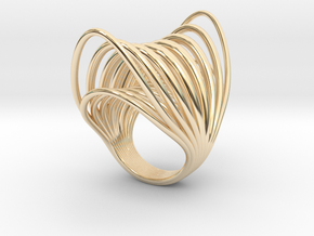 Ring 003 in 14K Yellow Gold