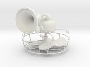 deskfan 2 in White Natural Versatile Plastic