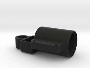 Capacitor Moulding in Black Strong & Flexible