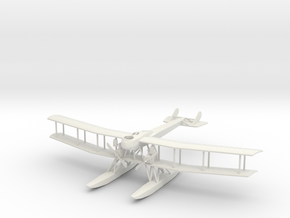 Gotha UWD 144th Scale in White Natural Versatile Plastic