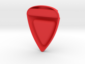 Curvestand - iPad in Red Strong & Flexible Polished