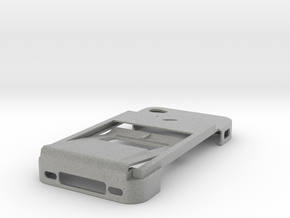 Ultimate Minimalistic Case with bottle opener in Metallic Plastic