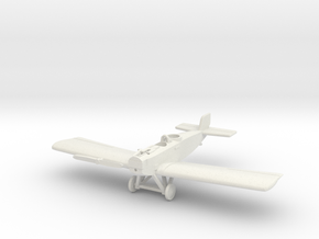 1/200th Junkers CL.1 in White Natural Versatile Plastic