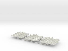 1/1800 LCI(L) (3x4) in White Natural Versatile Plastic