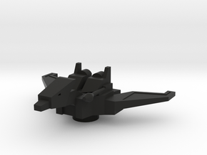 Kondoreon Sidekick in Black Strong & Flexible