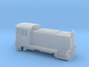 BR 199301 Spur H0m (1:87) in Smooth Fine Detail Plastic