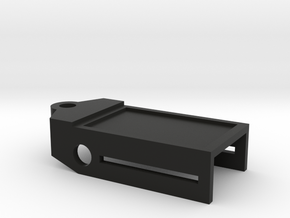 Front Piece for NWP2 Vario Chassis in Black Strong & Flexible