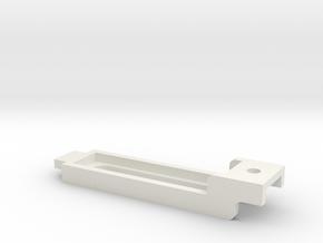 spare part vacuum cleaner AEG in White Natural Versatile Plastic