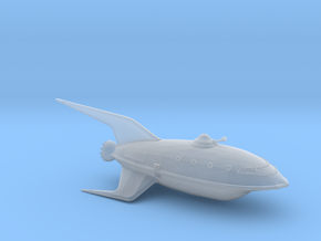 1/350 Futurama Planet Express (FUD Hollow) :-) in Smooth Fine Detail Plastic