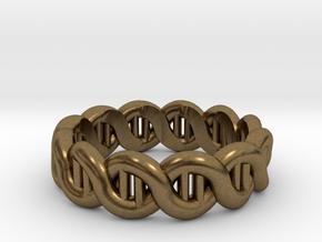 DNA sz17 in Natural Bronze