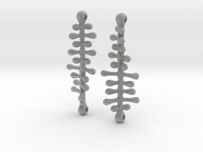 twist pair parts 2hole in Metallic Plastic